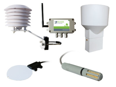 Vineyard Weather Station from Evvos